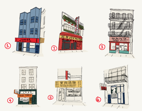 Resy Six Dishes that define Chinatown